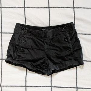Aritzia Talula Black Shorts